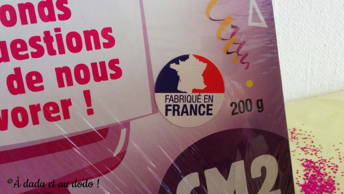 Aventbirthday : fabriqué en France