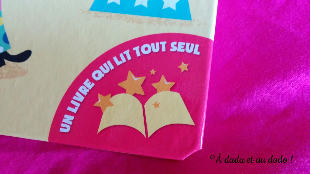 Audiomagique : le livre qui lit tout seul