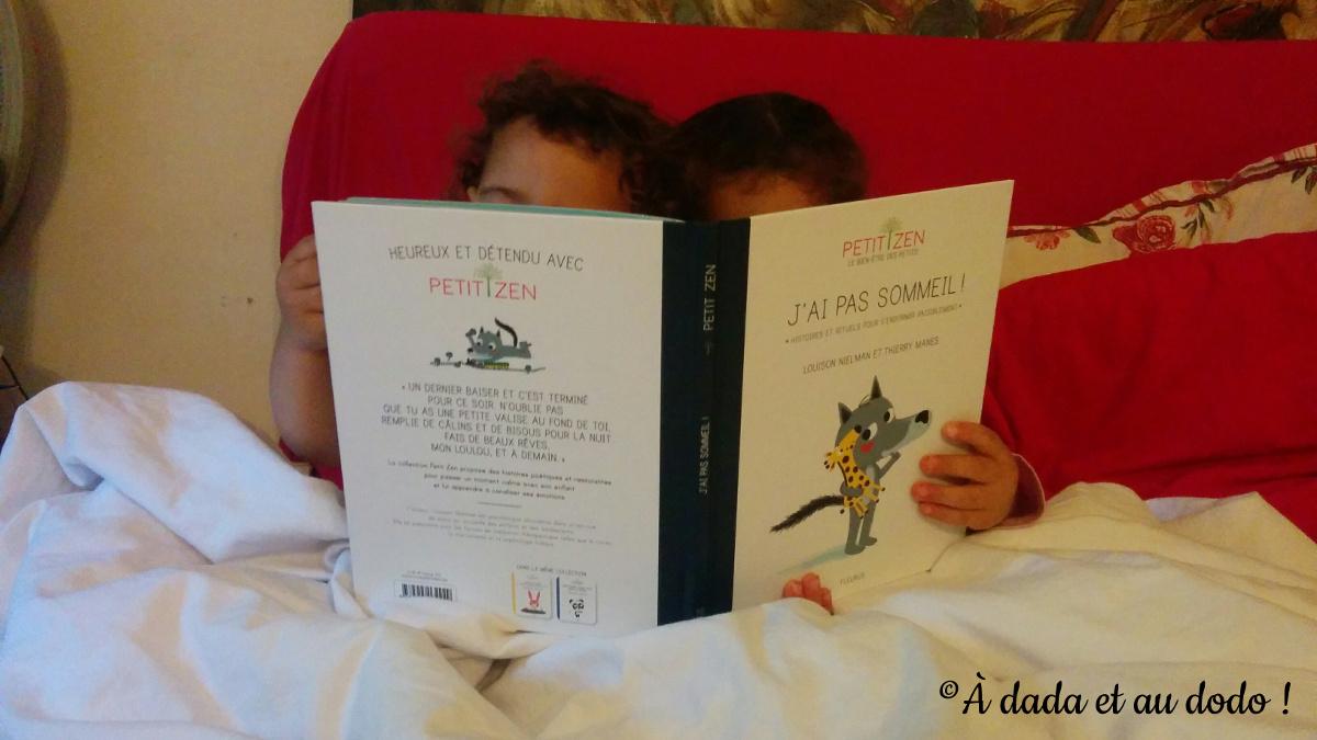 J'ai pas sommeil, le livre à lire avant de se coucher !