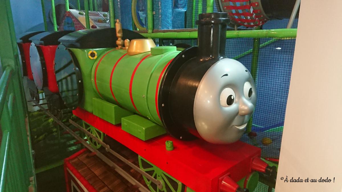 Henry le petit train