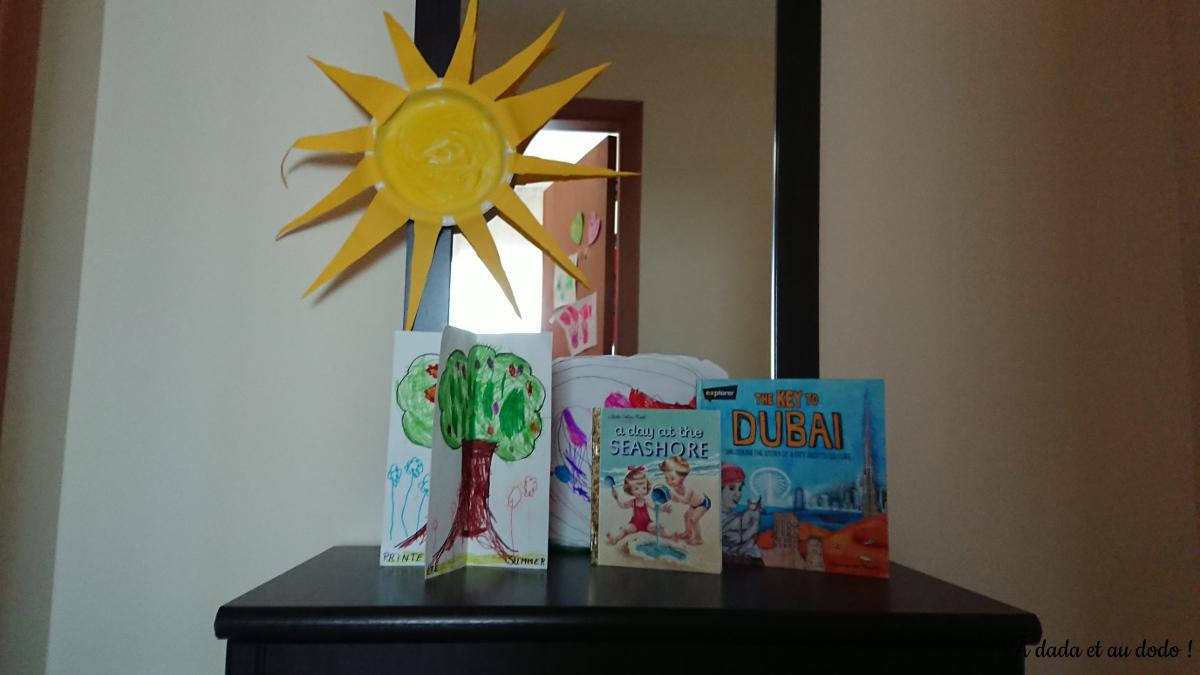Notre table de l'été à Dubaï