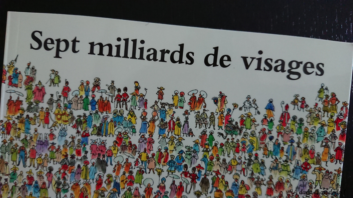 Sept milliards de visages