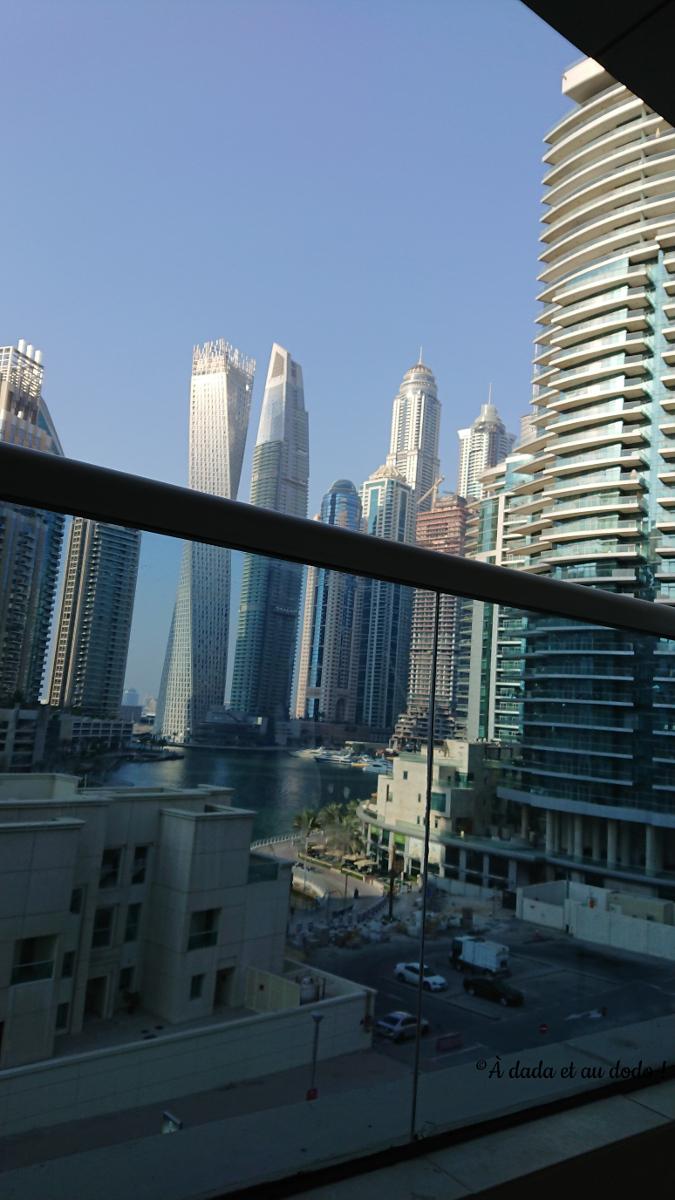 Tours de Dubaï