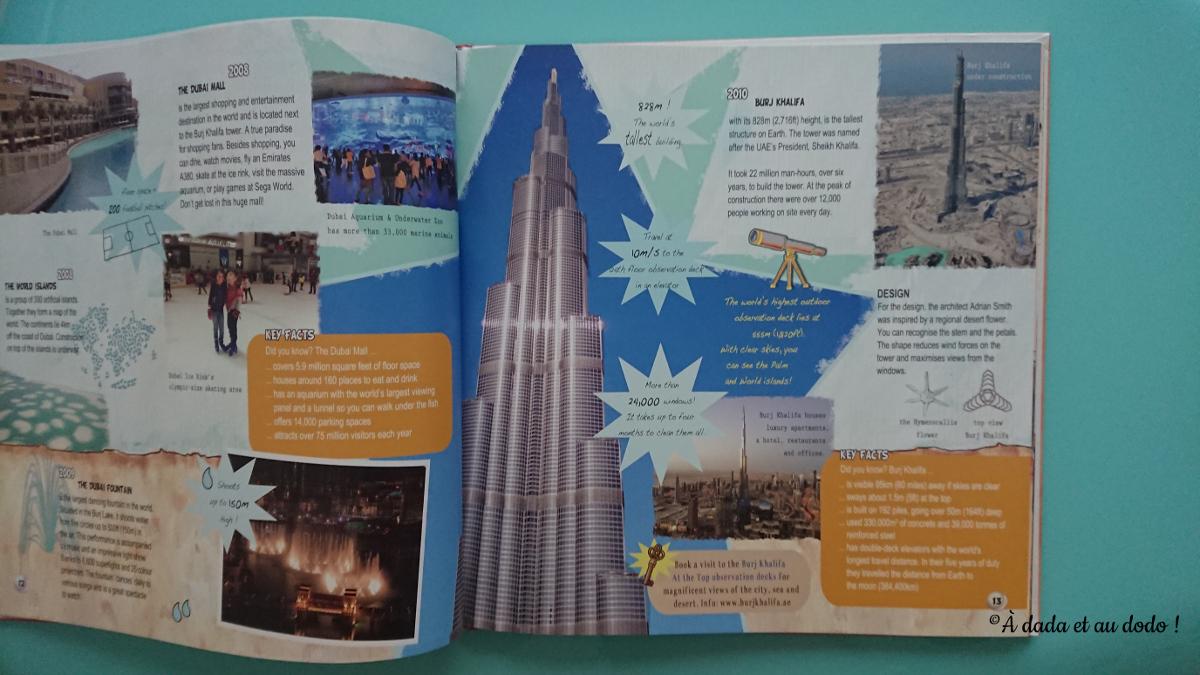 Dubai, la burj khalifa