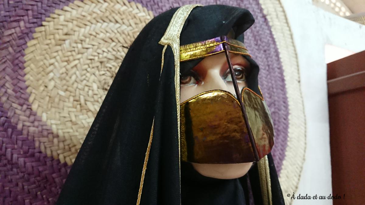 Burqa aux Emirats Arabes Unis