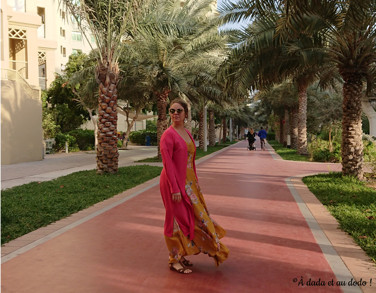 Robe longue Dubaï