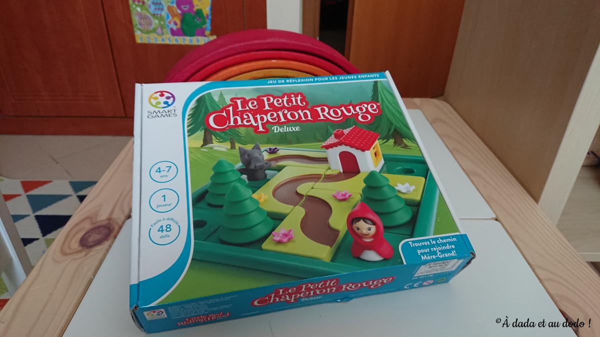 Le Petit Chaperon Rouge : boîte de jeu