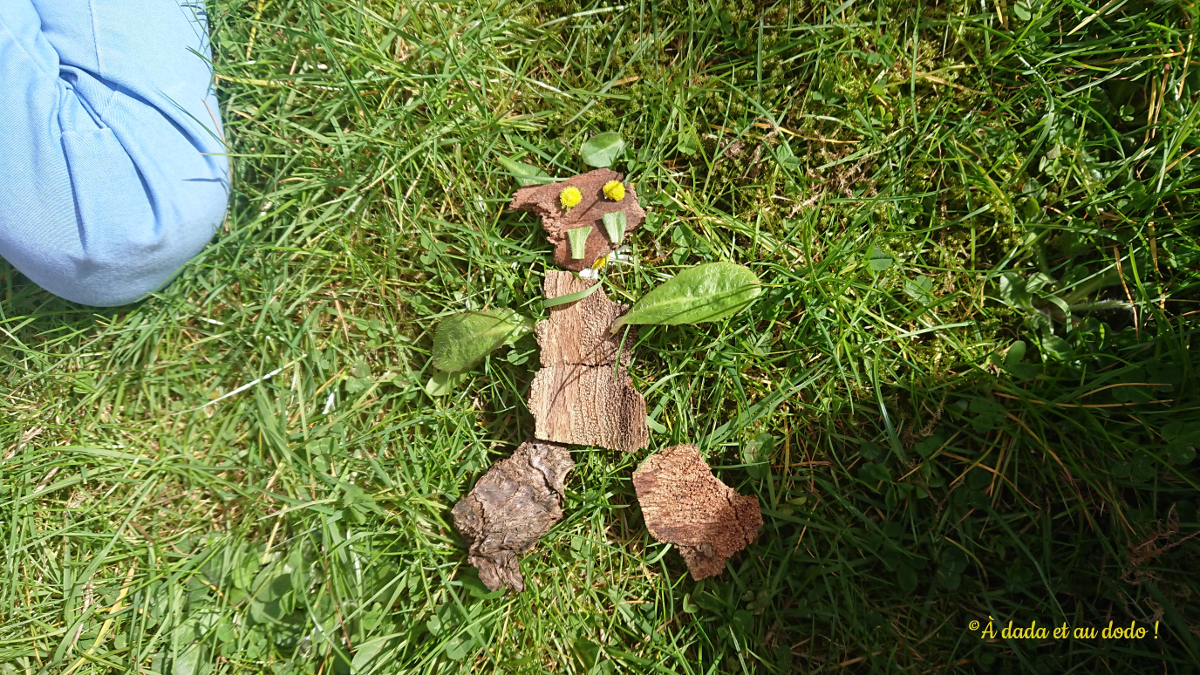 Land Art du Gruffalo