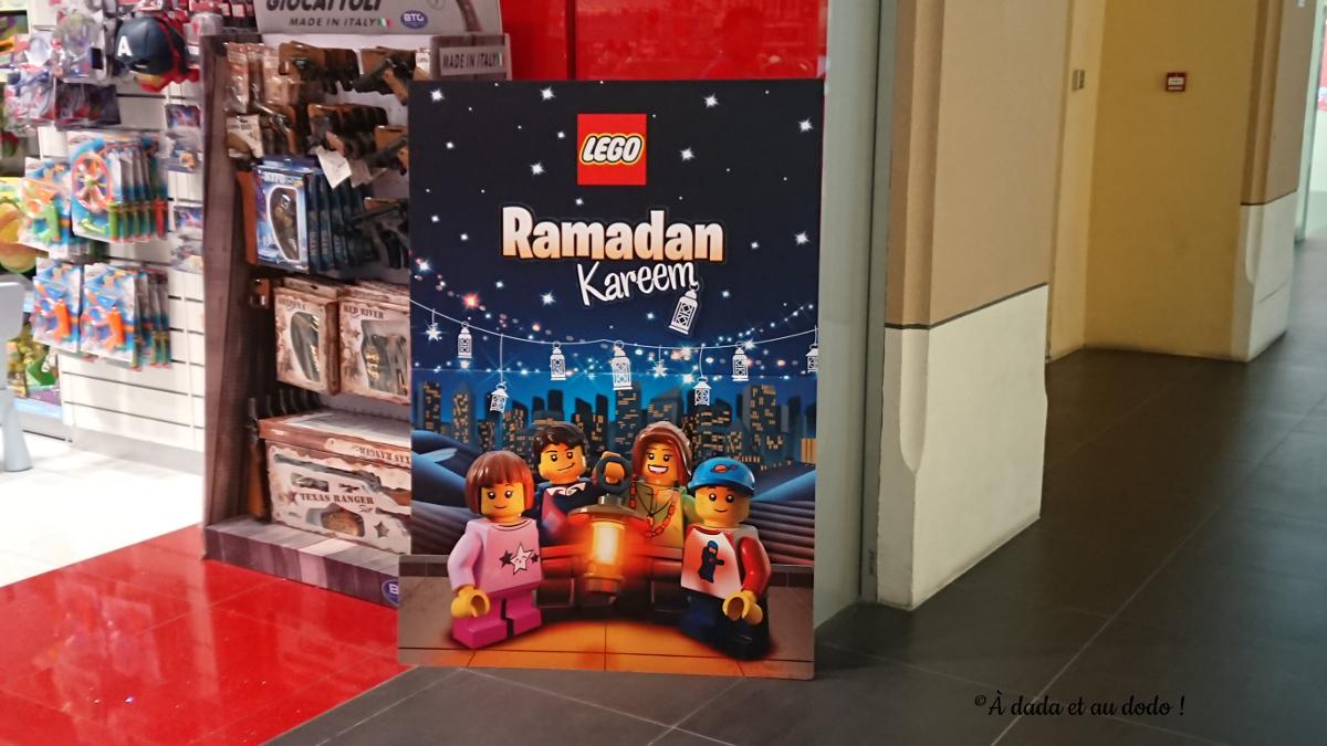 Ramadan Kareem par Lego