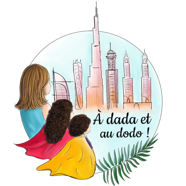 Logo A dada et au Dodo ! par Loli Pumpkin