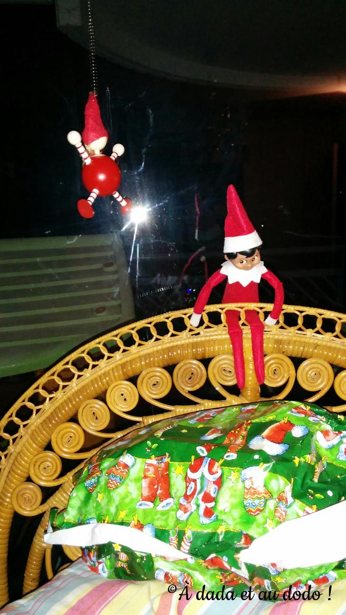 Lutin et Lutine du Père Noël