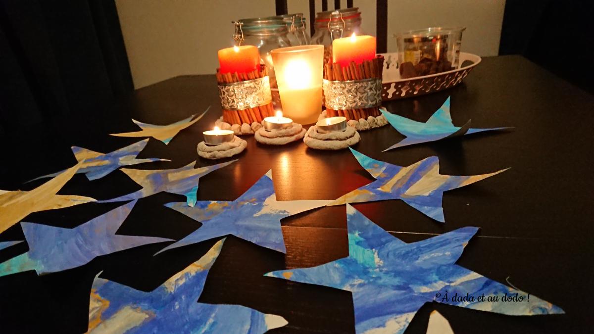 Nos étoiles de Noël