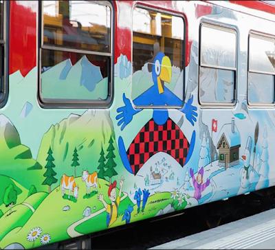 Train Globi