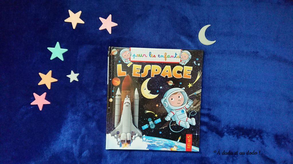 L'espace, collection pour les enfants, Fleurus