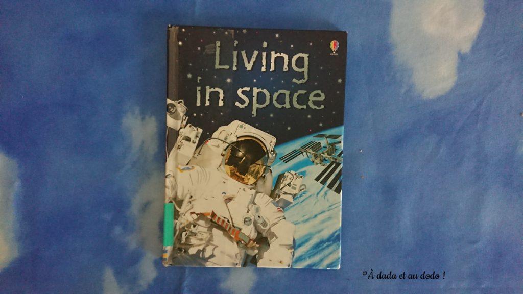 Vivre dans l'espace, éditions Usborne