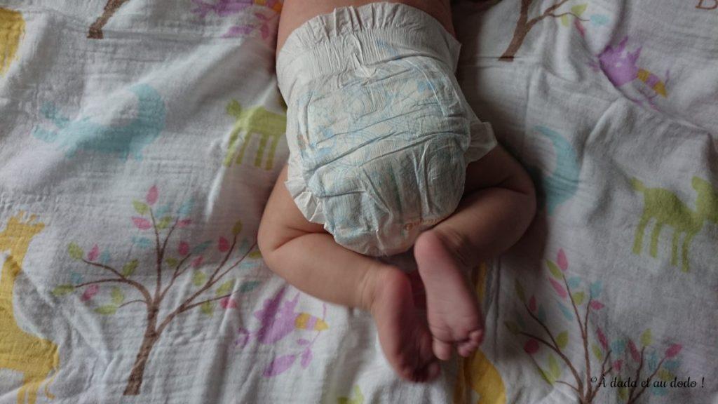 couches Lotus Baby ceinture
