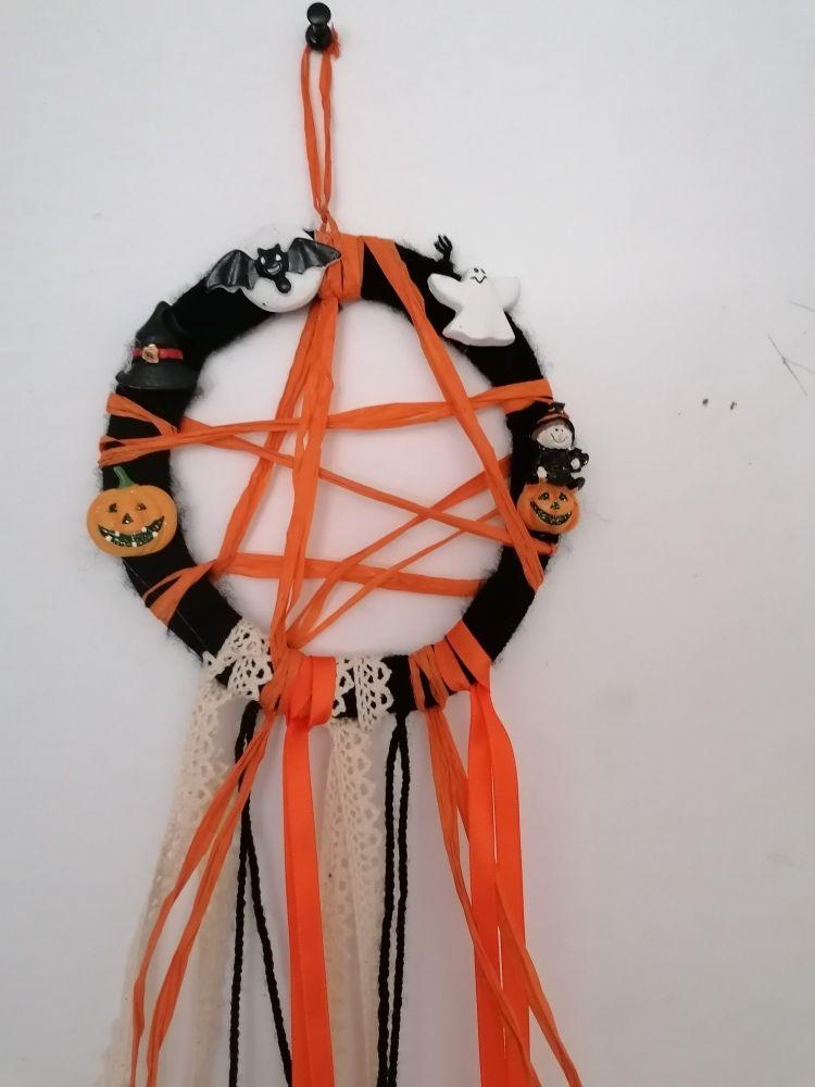 attrape-rêve Halloween