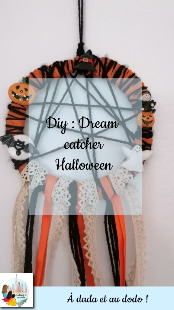 Diy dream catcher Halloween